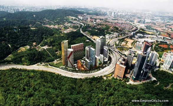 Why Invest Empire City Damansara Perdana