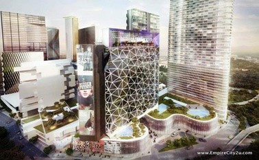 Centre of Attraction   Empire City Damansara Perdana Malaysia