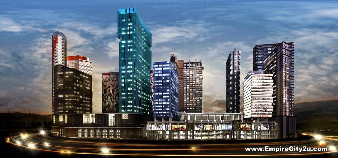 Empire City Damansara Perdana Malaysia