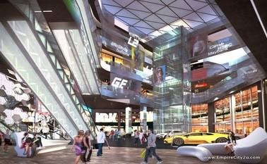 Savy Retailers Empire City Damansara Perdana